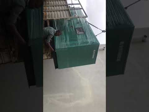 100 kVA Cummins 6bt Soundproof Diesel Generator Set