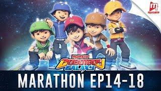 Download Video BoBoiBoy Galaxy Marathon - Episod 14 - 18 MP3 3GP MP4