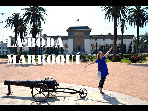 Una boda en Marruecos - Dos Españoles por el Mundo