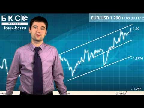 Обзор валютного рынка от 23 ноября