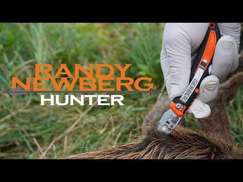 Hunting with Randy Newberg –  Knives we use and how we use them