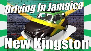 Jamaica car driving.