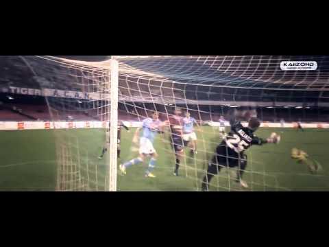 Edinson Cavani - Top Striker - Goals 2013 - SSC Napoli | HD