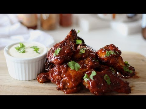 Deviled Chicken Wings Recipe | Halloween Recipe