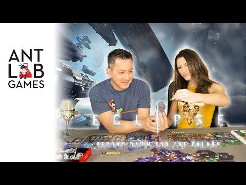 Ant Lab Games Kickstarter Playthrough Preview