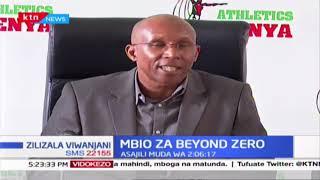 Mbio za beyond zero zaandaliwa na wakfu wa mama wa taifa  #zilizalaviwanjani
