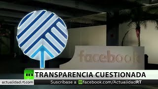 Australia insta a supervisar la actividad de Facebook y de Google