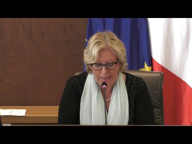Séance publique de l'Assemblée départementale du jeudi 24 octobre 2019