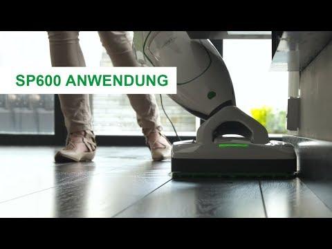 Anleitung | SP600 Saugwischer: Optimale Anwendung