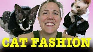 Kitty Cat Fashion Week   Hannah Hart - Video Youtube