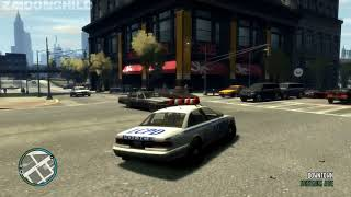 GTA IV - Most Wanted - Shon Kikuch - Algonquin - at the very beginning of the game