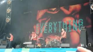 Everything Everything - Regret | Picnic Afisha , Moskow