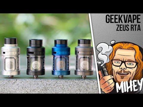 GeekVape Zeus RTA 4ml