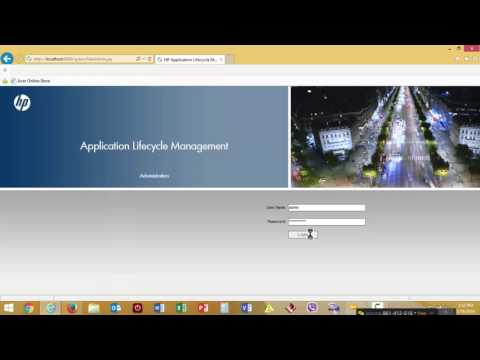 HP QC/ ALM 12.5 Overview Session1 (Class Recording) - YouTube