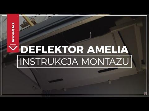 Каминная топка Kratki Oliwia/L/BS/DECO (видео)
