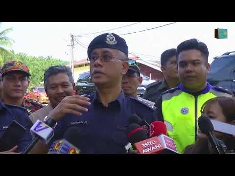 LANGSUNG • Sidang Media Ketua Polis Daerah Gua Musang