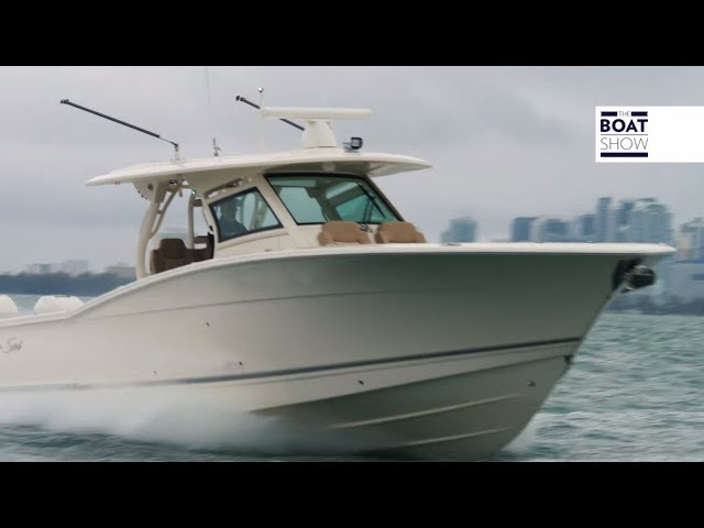 [ENG] SCOUT BOATS 380 LXF - 4K Full Review - The Boat Show