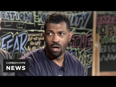 Deon Cole Buys His Mom Home With Elevator - CH News