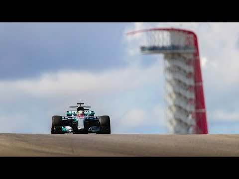 Lewis Hamilton's Austin Powers | US Grand Prix
