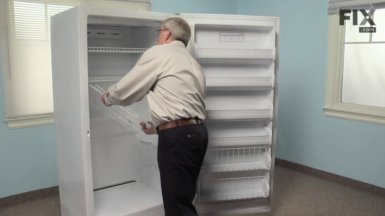Replacing your Frigidaire Refrigerator Defrost Thermostat