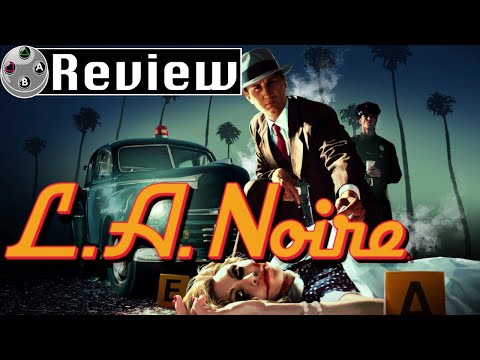 LA Noire Review video thumbnail