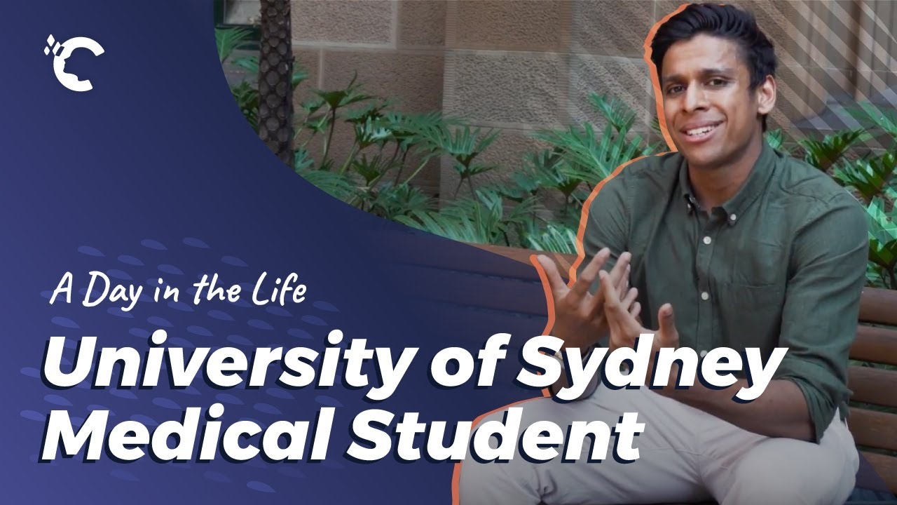 A Day in the Life: University of Sydney Medical Student