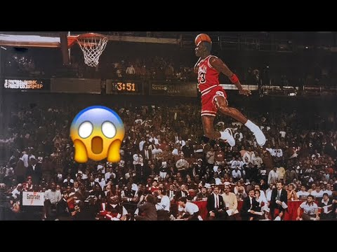 Most Memorable Dunks in the NBA Dunk Contest