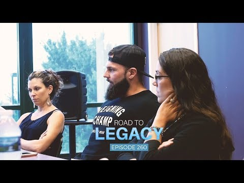 Road To Legacy | Episode 260
