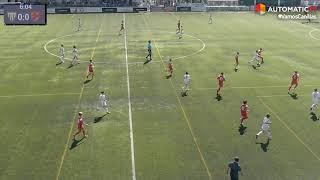 "R.F.F.M - Jornada 1  - Primera Infantil (Grupo 12): C.D. Canillas ""B"" 3-0 Club Fuentelarreyna ""B"""
