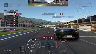 GT Sport - Daily Race Yamagiwa II // Top 10 drivers battle