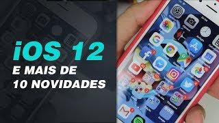 10NOVIDADESDOIOS12VERSÃOOFICIALNOIPHONE6S|PapoTech