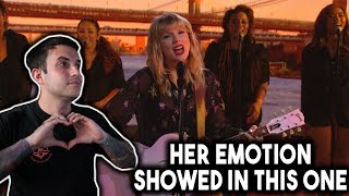 Taylor Swift   LOVER Live On BBC LOUNGE REACTION
