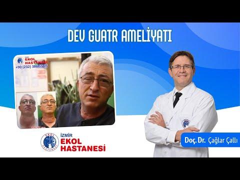 Dev Guatr Ameliyatı - Doç. Dr. Çağlar Çallı - İzmir Ekol Hastanesi