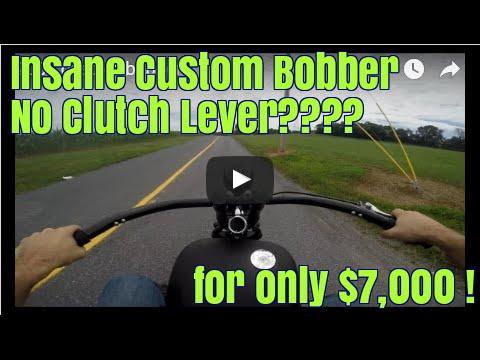 2007 custom bobber