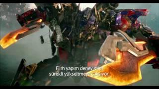 Transformers 5: Son Şövalye Filmine Özel IMAX Klibi