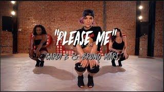"Cardi B and Bruno Mars - ""Please Me""   Nicole Kirkland Choreography"