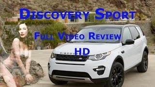 Discovery Sport обзор деталей в качестве / Detail Review Land Rover Discovery Sport
