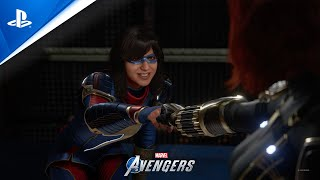 PlayStation Marvel's Avengers - Reassemble Story Trailer | PS4 anuncio