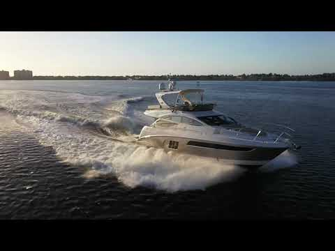 Sea Ray L 590 FLY video