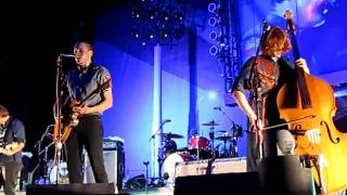 The Arcade Fire - 'Wasted Hours' - LIVE DEBUT: EXTENDED VERSION!! 09/12/10