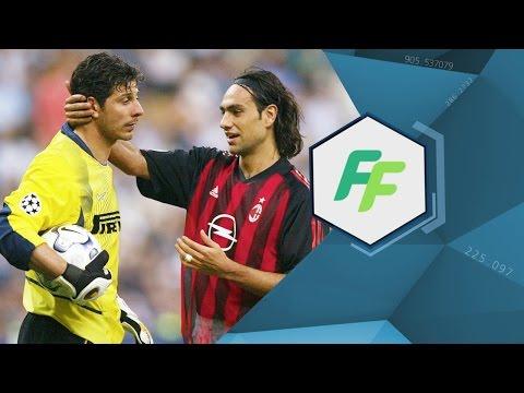 Italian and Milan legend Alessandro Nesta - EXCLUSIVE