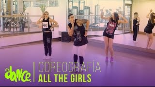All the Girls (La La La) - Abraham Mateo - Coreografía - FitDance Life