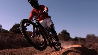 Breathtaking Downhill MTB with Curtis Keene