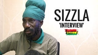 """Sizzla Interview """"Still Solid As A Rock"""""""