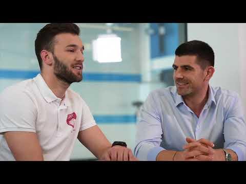 Dragos Bucurenci prezinta Swim Factory