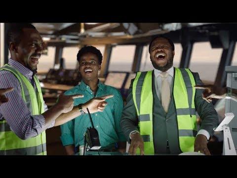 Korede Bello stars in Glo Commercial