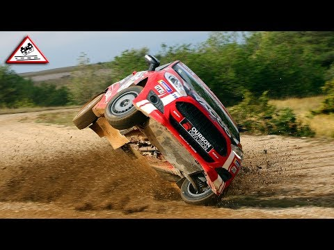 The Best of Rally 2018 Crash and Show [Passats de canto]