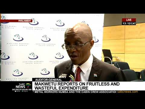 Auditor-General | Government losing billions because of poor decision making and inefficiencies