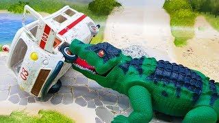 Видео для детей с игрушками Щенячий патруль Маша и Медведь - Превращение! Новые мультфильмы 2018