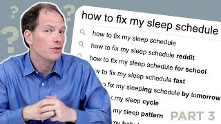 How to Fix Your Sleep Schedule Fast | Tips for Back to School, Insomnia, and Children